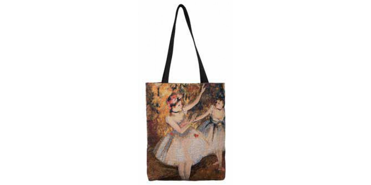 Big Bag taška  -  Danseuse by EDGAR DEGAS