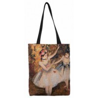 Shop Bag taška  - Danseuse by EDGAR DEGAS