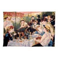 Gobelín  - Déjeuner des canotiers by Renoir