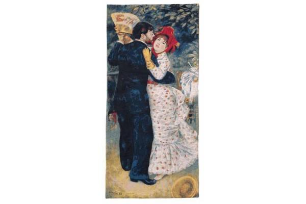Gobelín  -  Danse a la Campagne by Renoir