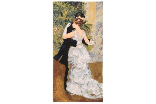 Gobelín  - Danse à la ville by Renoir