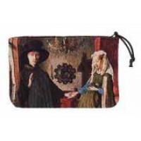 Kosmetická taška  - Banker Arnolfini by Jan van Eyck