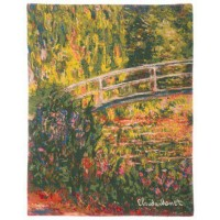 Gobelín  - Pont de Giverny multico by Monet