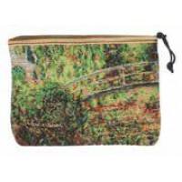 Kosmetická taška  - Pont de Giverny multico by Monet