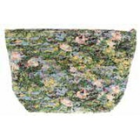 Kosmetická taška  - Pont de Giverny II by Monet