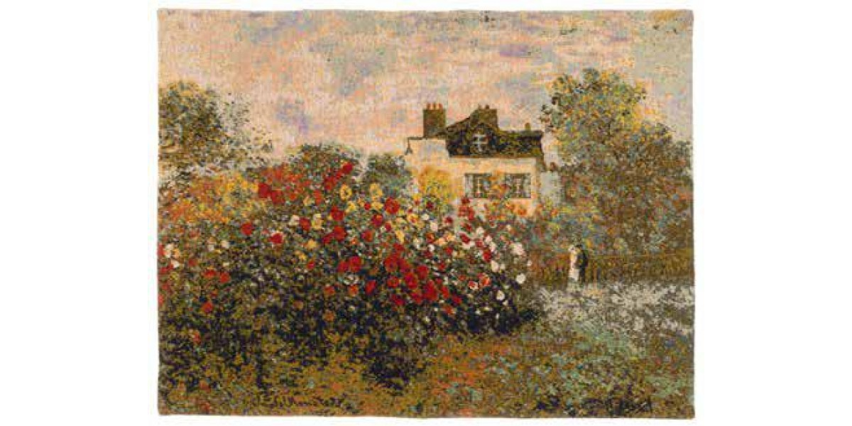 Gobelín  - Maison  by Monet