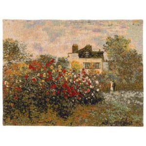 Gobelín  - Maison  III by Monet