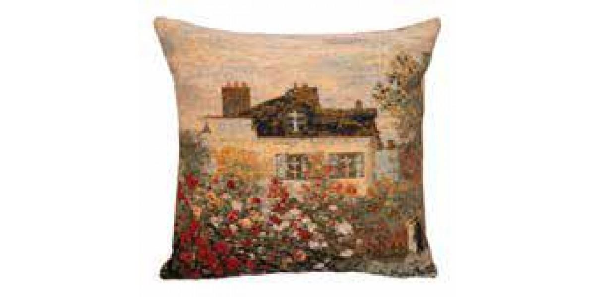 Gobelínový povlak na polštář  - Maison by Monet