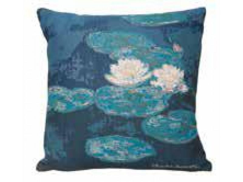 Gobelínový povlak na polštář  - Effet du soir by Monet