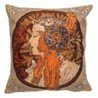 Big Bag taška  -  Rousse Byzantine by Alfons Mucha