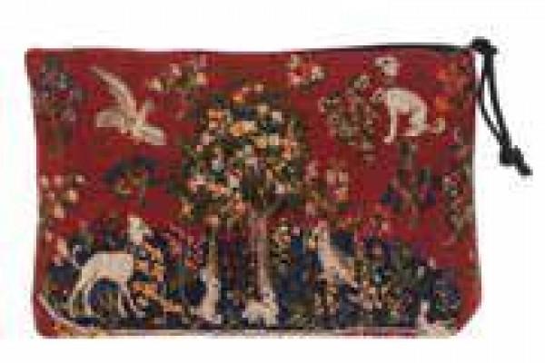 Kosmetická taška  - Licorn by Museum  Moyen Age - Hôtel de Cluny